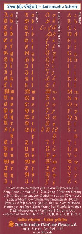 Deutsche Schrift3