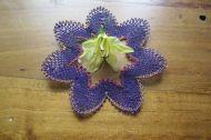 Klöppeln Blume