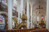 Gotik St Jakob Straubing