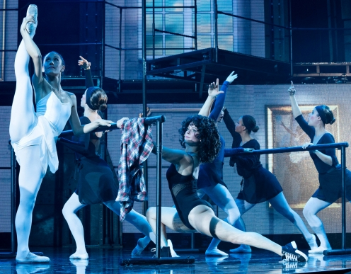 FLASHDANCE DAS MUSICAL